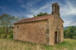 iglesia de san esteban de aramil