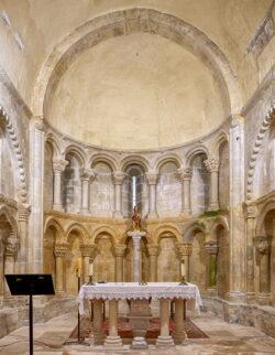 interior iglesia de siones