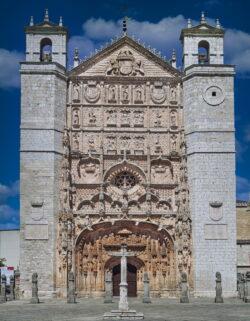 iglesia de san pablo de valladolid