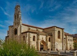 iglesia de san lesmes de burgos