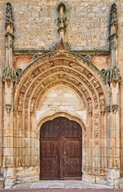 iglesia de pampliega
