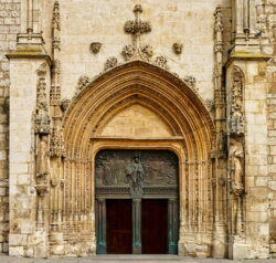 iglesia de san lesmes burgos