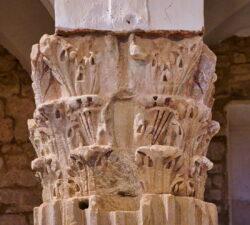 capitel corintio tricio
