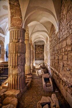 columna romana más grande de españa