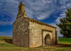 ermita de san cristóbal de sotresgudo