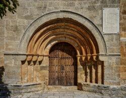 iglesia de villegas burgos